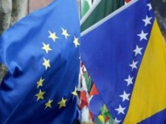 EU i zastava BiH