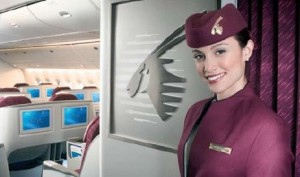 Qatar Airways (Courtesy photo 2011)