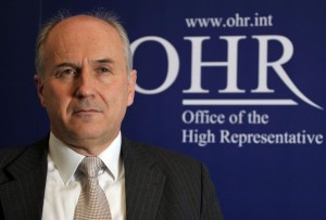Valentin Inzko High Representative in BiH (Photo - OHR/Courtesy photo 2011)