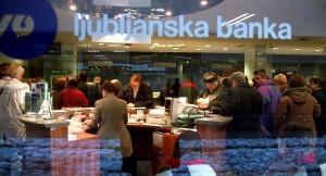 Ljubljanska banka duguje miljarde svojim štedišama (Courtesy photo)