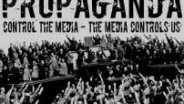 TV propaganda (Photo - lacithedog.wordpress.com)