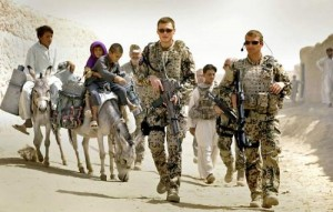 US soldiers are leaving Afghanistan (Courtesy photo - Bikyarmasr)