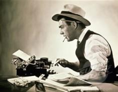Novinari - nekada, sada je brže i opasnije ... (Photo archive)