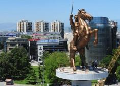 """Skopje """"Aleksandar Veliki"""" - helenizam na sve strane (Courtesy photo)"""