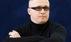 Famous American writer of Bosnian origin - Aleksandar Hemon (WPP photo archive)