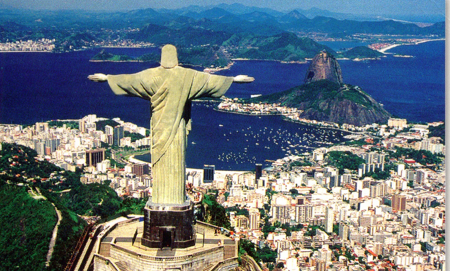 rio de janeiro cultural and population The 2016 summer olympics in brazil could make the rich richer and the poor poorer, an author says, but even so it should be a good party.