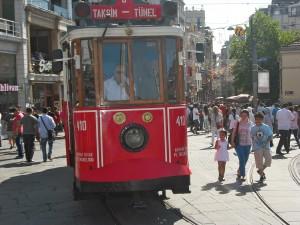 Istanbul Taksim (Photo by Webpublicapress)