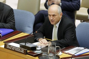 Valentin Inzko at the UN Security Council (UN courtesy photo=