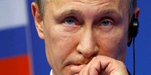 Russian leader Vladiimir Putin (Courtesy photo for education only)