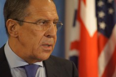 Sergey Lavrov, Foreign Minister of Russian Federation at the United Nations (Photo by Hajat Avdovic - Webpublicapress)