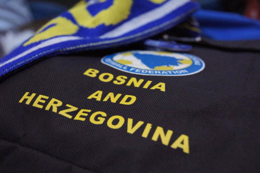 Bosnian soccer (Photo by Hajat Avdovic - Webpublicapress)