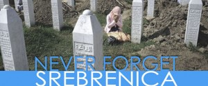 Newer forget Srebrenica (Documents photo archive)