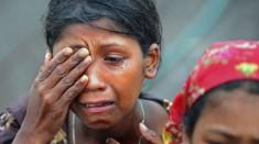 Myanmar Rohingya suffering (Courtesy UN photo)