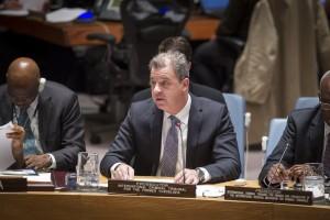 Serge Brammertz - UN Security Council, 10 December 2014, (UN photo by Loey Felipe)