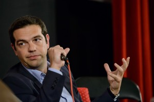 Alexis Tsipras (photo by Commons.Wikimedia.org - for education only)