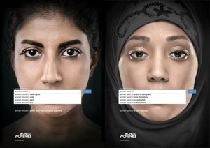 UN Women poster (Courtesy photo for education only)