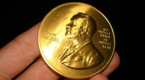 Nobel Prize gold/ smithsonianmag.com - for education only