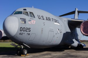 US air might at Air Museum in Dayton OH (Photo Webpublicapress by E. Avdovic, October 2015)
