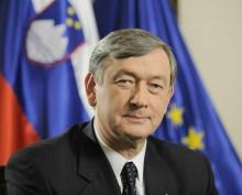 Danilo Turk  president of Slovenia (in office 23 December 2007 – 22 December 2012) - official presidency portrait (for education only)