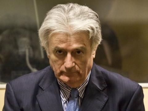 Radovan Karadzic (BIRN photo for education only)