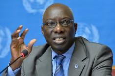 Adama Dieng UN Special Advisor for the Prevention of Genocide (Photo/UN by: Jean-Marc Ferré)