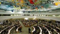 Meeting of the Human Rights Council Special Session on Syria. UN Photo/Pierre Albouy