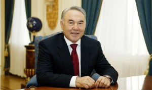 President of Kazakhstan Nursultan-A.-Nazarbayev (Photo courtesy  diplomatic source for education only)