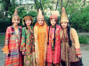 People of Kazahstan (Travel photo for education only)