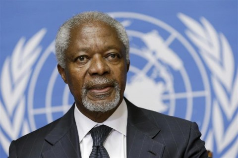 Kofi Annan former UN secretary general  (UN photo)