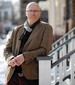 Aleksandar Hemon (Courtesy author's photo for education only)