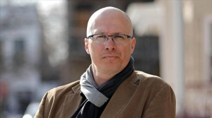 Aleksandar Hemon (photo for education only)