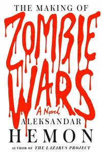 "Hemon's book ""Zombie Wars"" (File photo)"