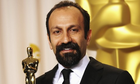 Asghar Farhadi won his first Oscar in 2012  (file photo memim.com courtesy for education only)