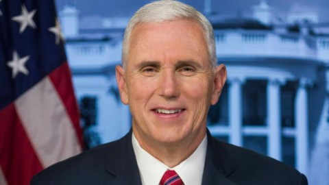 Mike Pence US Vice-President (White House photo 2017)