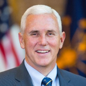 Mike Pence US vicepresident (Twitter photo)