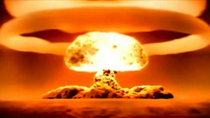 Nuclear test danger for whole Humanity (Courtesy photo File for eduction only)