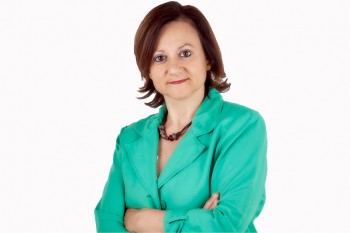 Cristina Gallach UN Undersecretary General for public information (Author's photo for education only)
