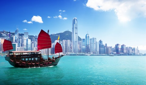 Hong Kong (Travel photo for education only)