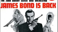 From Russia with Love - film on James Bond (photo file)