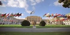 UN Geneva Palais de Nations (Courtesy photo for education only)