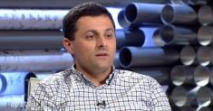 Srdjan Sušnica (TV image for education only)