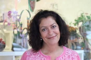 Liza Fiorentinos portrait (Courtesy photo for education only - public domain)