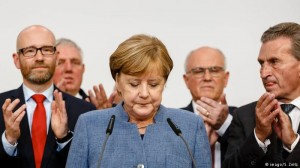 Disappointing victory for Angela Merkel as CDU sinks, nationalist AfD surges (RDW photo for education only)