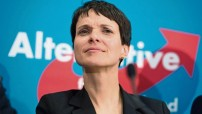 Frauke Petry (courtesy photo for education only)