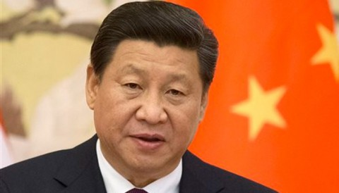 Chinese Communist Party leader Xi Jinping (Courtesy photo for education only)