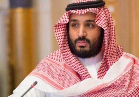 Crown Prince Mohammed bin Salman Al saud (Public domain photo for education only)
