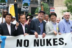 No Nukes protests (UN photo)