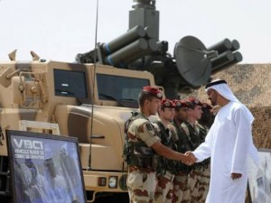 Arming Arabs photo Gulf news