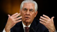 Rex Tillerson former US Secretary of State (Courtesy photo for education only)