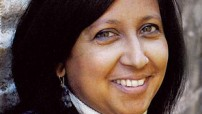 Dr. Purna Sen of UN Women - strong voice agains violence and abuce (Courtesy photo for education only)